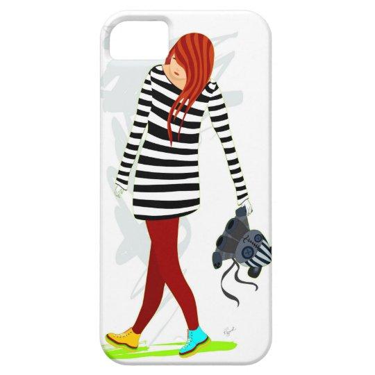 Zombie Bliss iPhone SE/5/5s Case