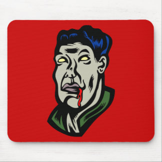 zombie blood mouse pads