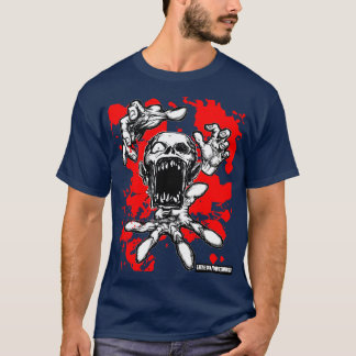 Zombie Blood Spatter Shirt