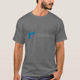 Zombie Blue T-Shirt