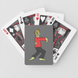 Zombie - Book of Monsters Bicycle Poker Cards