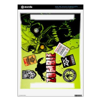 Zombie Box 360 Xbox 360 Skins