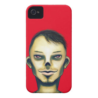 Zombie Boy Smiling Case-Mate iPhone 4 Case