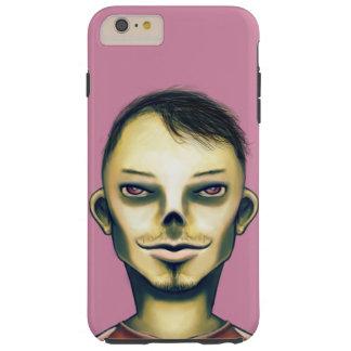 Zombie Boy Smiling Tough iPhone 6 Plus Case