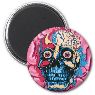 Zombie Brain Magnet