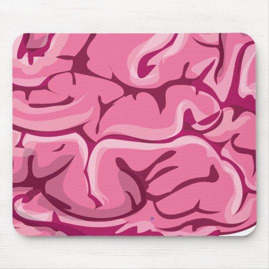 Zombie Brain Mouse Pad