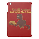 Zombie Brains Are Terrible Thing To Waste Design iPad Mini Case