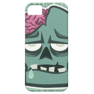 Zombie Brains iPhone 5/5S Case