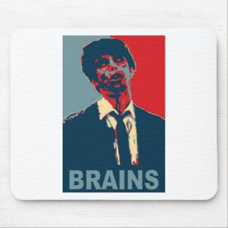 Zombie Brains Mouse Pad