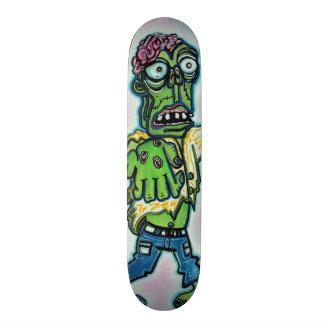 Zombie Brains Skateboard