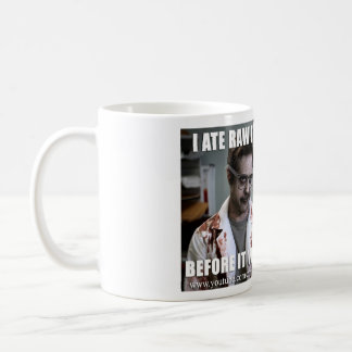 Zombie Break Room - Raw Food Mug