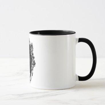 Sonographers Zombie broach mug