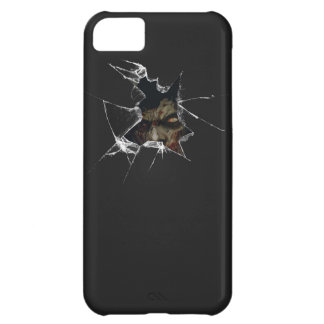 zombie broken iphone case