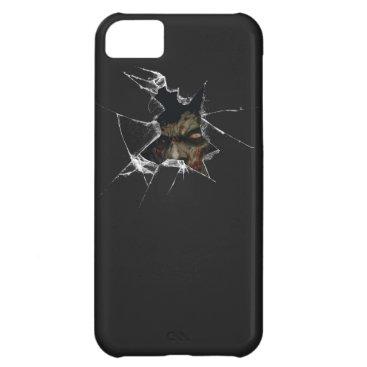 Caliburr zombie broken iphone case