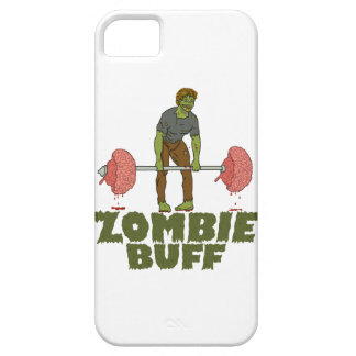 Zombie Buff iPhone SE/5/5s Case