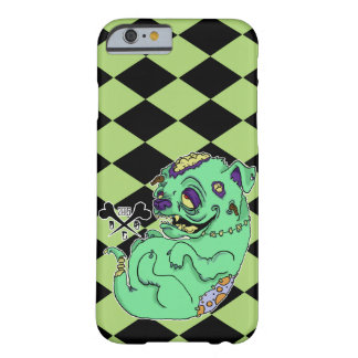 Zombie Bull Dog Barely There iPhone 6 Case