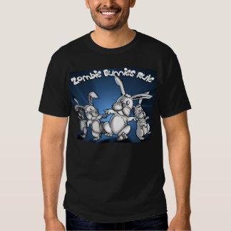 Zombie Bunnies! - Customized Tee Shirt