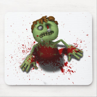 Zombie Burst Mousepad