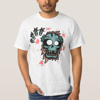 Zombie Bustin Out Value Tee Shirt