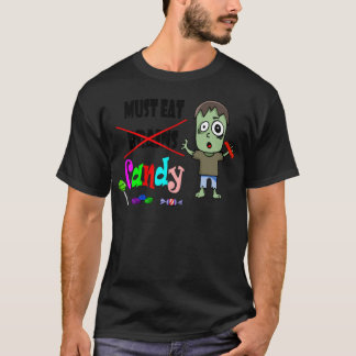 zombie candy T-Shirt
