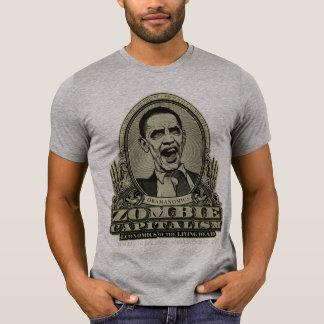 Zombie Capitalism Obama Edition Shirt