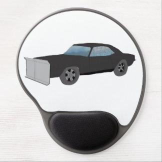 Zombie car Mat Gel Mouse Pad