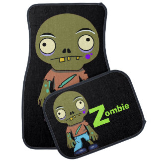 Zombie Car Mat Set