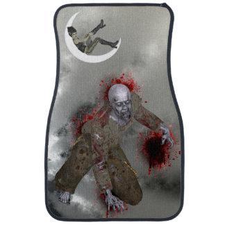 Zombie Car Mats (Front) (set of 2) Floor Mat