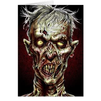 Zombie!! Card