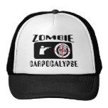 Zombie Carpocalypse Hunting Mesh Hats