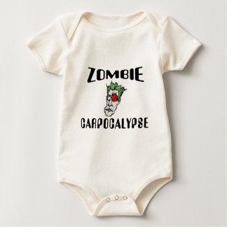 Zombie Carpocalypse Baby Bodysuit