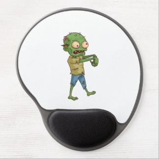 Zombie Cartoon Gel Mouse Pad