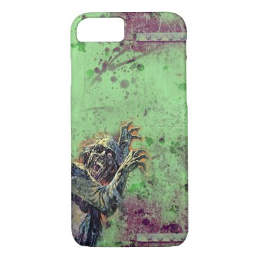 Zombie Case-Mate Barely There iPhone Case