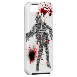 Zombie Case-Mate Vibe iPhone 5/5S Case