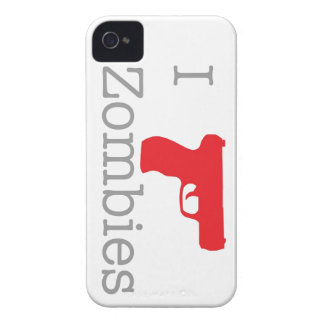 Zombie Case Mated iPhone 4 Case