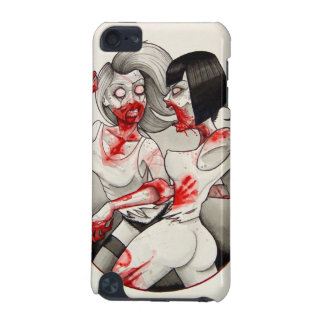 """""""Zombie Catfight"""" iPod Touch 5G Case"""