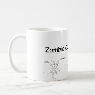 Zombie Cats From Mars #01 Coffee Mug