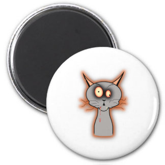 Zombie Cats! Magnet