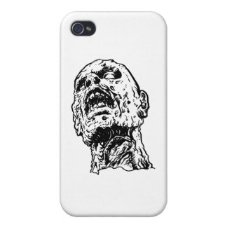 Zombie - Cecil iPhone 4 Covers