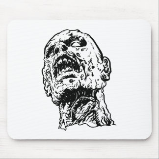 Zombie - Cecil Mouse Pad