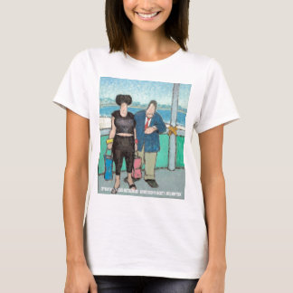Zombie CFO AND Mail Order Bride T-Shirt