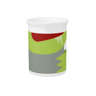 Zombie Chase Pitcher