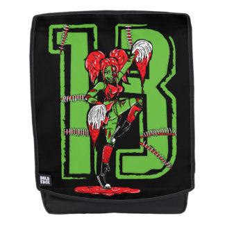 Zombie Cheerleader Backpack