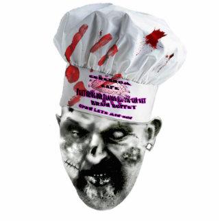 zombie chef cutout