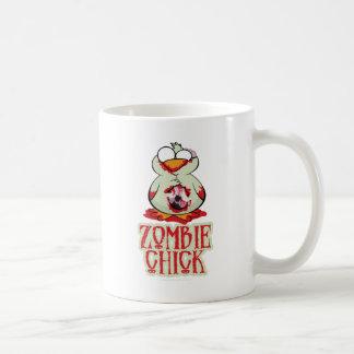 Zombie Chick Coffee Mug