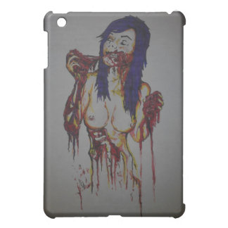 ZOMBIE CHICK COVER FOR THE iPad MINI