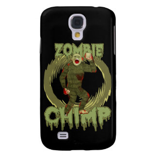 'Zombie Chimp' Samsung Galaxy S4 Cover