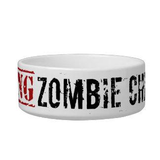 Zombie Chinchilla Bowl