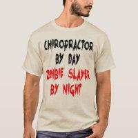 Zombie Chiropractor T-Shirt