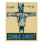 Zombie Christ Poster